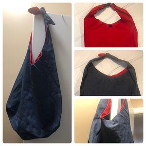 Handbags - 🔥Just In 🔥 Reversible Hobo NWOT
